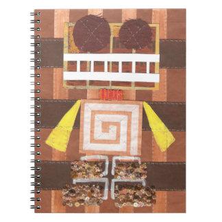 Chocolate Robot Notebook