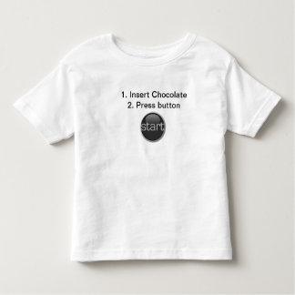 Chocolate Startup T-Shirt
