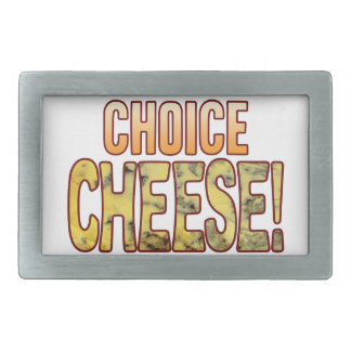 Choice Blue Cheese Belt Buckles