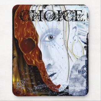 choice, CHOICE Mouse Pad