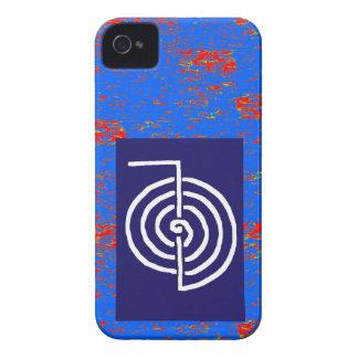 CHOKUREI  Reiki Basic Healing Symbol TEMPLATE gift iPhone 4 Covers