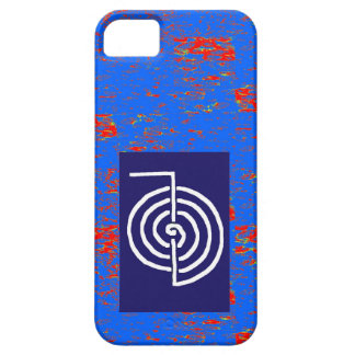 CHOKUREI  Reiki Basic Healing Symbol TEMPLATE gift iPhone 5 Cases