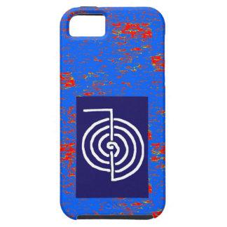 CHOKUREI Reiki Basic Healing Symbol TEMPLATE gift iPhone 5/5S Cover