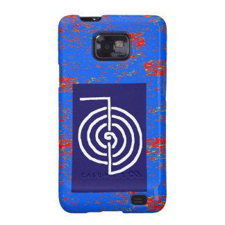 CHOKUREI Reiki Basic Healing Symbol TEMPLATE gift Galaxy S2 Covers