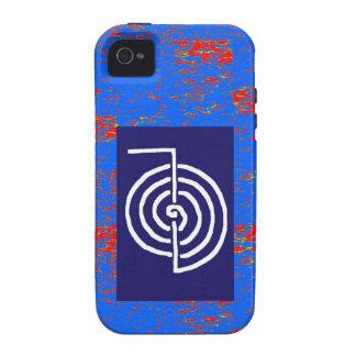 CHOKUREI Reiki Basic Healing Symbol TEMPLATE gift iPhone 4/4S Covers