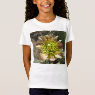 Cholla Desert Flower Bloom T-Shirt