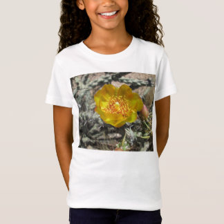 Cholla Pretty Desert Flower T-Shirt