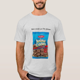 chololate animal crackers T-Shirt