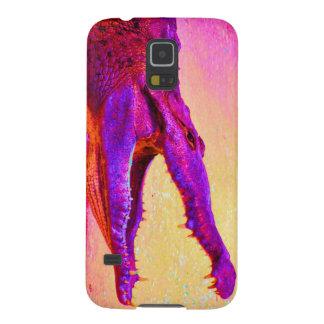 Chomp! Chomp! Rainbow Gator! Cases For Galaxy S5