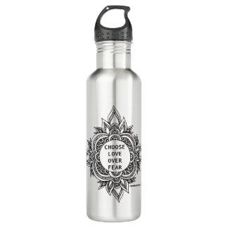 Choose Love Stainless Steel Water Bottle