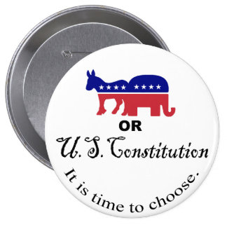 Choose the Constitution Button