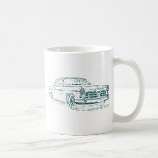 Chr 300SportCoupe 1955 Coffee Mug