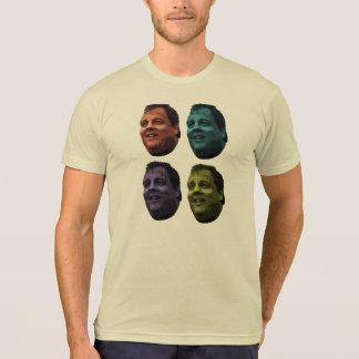 Chris Christie Face T-Shirt