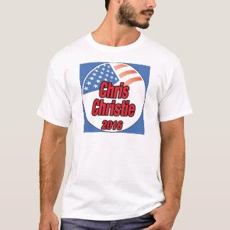 Chris Christie for president in 2015 T-Shirt