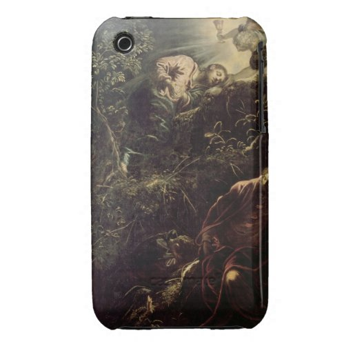 Christ in the Garden of Gethsemane 2 iPhone 3 Cover