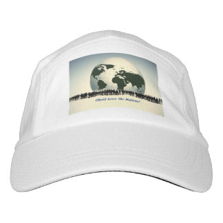 Christ Loves the Nations Cap