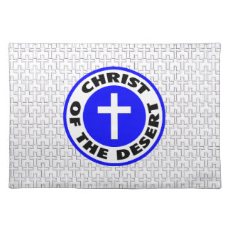 Christ of the Desert Placemat