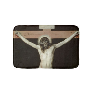 Christ on the Cross, c.1630 Bath Mat