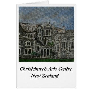 Christchurch Arts Centre II Card