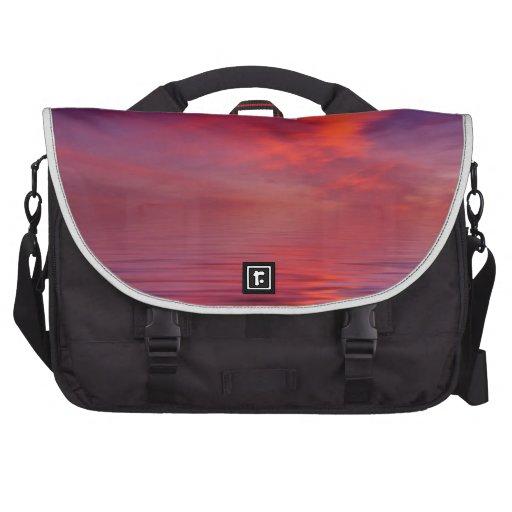 Christchurch Sunset Laptop Commuter Bag