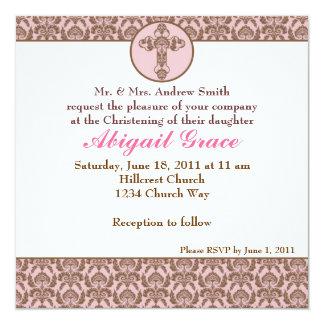 Christening/Baptism Invitation