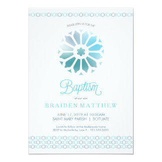 Christening, Baptism Invitation, Boys Invite