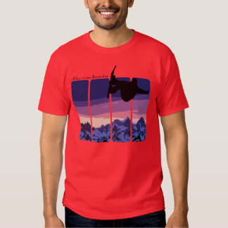 Christian Boarder T-shirts