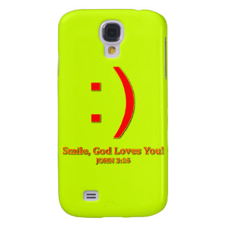 Christian God Love's You Galaxy S4 Case