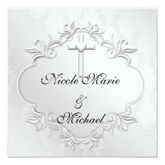 Christian Religious  Invitations Elegant Design