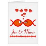 Christian Valentine Symbols - Orange v1