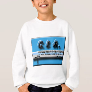 Christians in Action 2 Sweatshirt