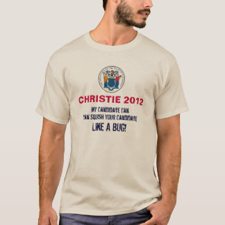 CHRISTIE 2012 Funny Long Sleeve T-Shirt