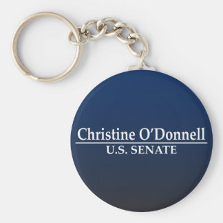 Christine O'Donnell for Senate Key Ring