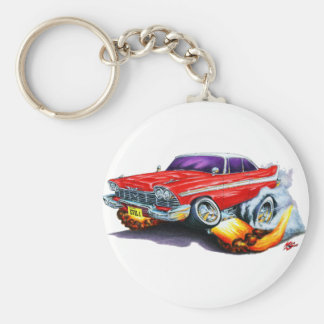 Christine Plymouth Fury Key Ring