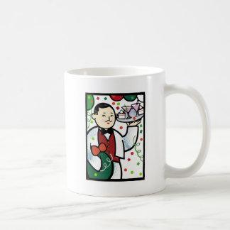 Christmas and New Years themed mug