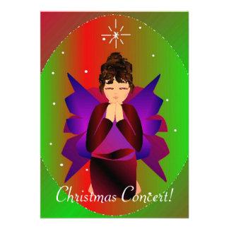 Christmas Angel I Invitation
