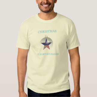 Christmas At Fort Buchanan 24 Tshirt