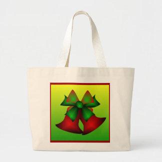 """Christmas Bells"" Bag - Customisable"