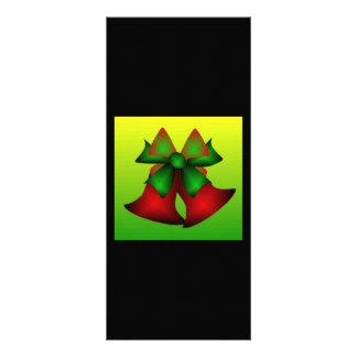 Christmas Bells I Full Color Rack Card