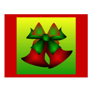 Christmas Bells II Postcards
