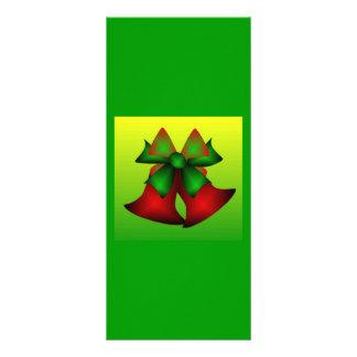 Christmas Bells II Rack Cards