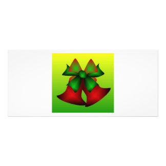 Christmas Bells IV Rack Card