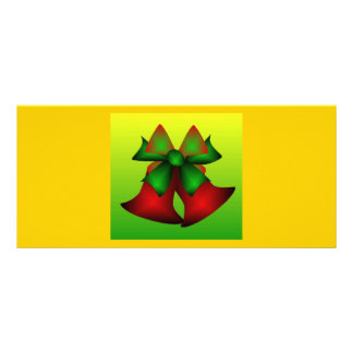 Christmas Bells IX Rack Card