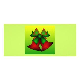 Christmas Bells VI Full Color Rack Card