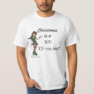 Christmas Big Elfing Deal! Shirt