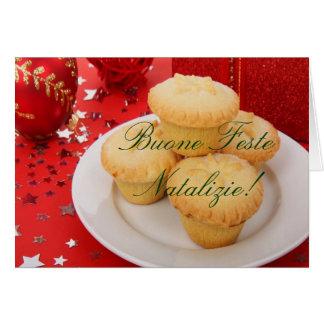 Christmas Buone Feste Natalizie I Card