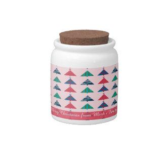 Christmas Candy Jar