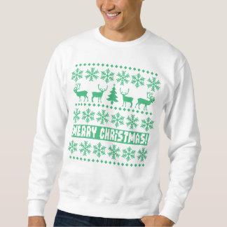 Christmas Caribou Sweatshirt