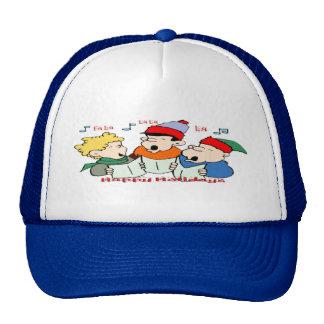 Christmas Carolers Hats
