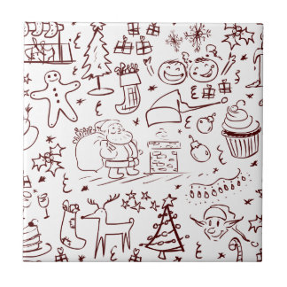 Christmas Collection Tile